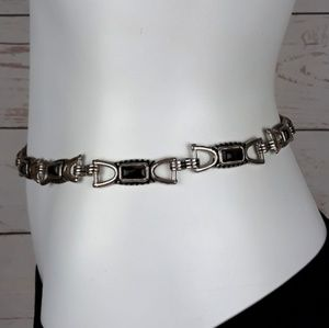 """Accessories - Silvertone Metal Belt   """"accepting offers"""""""